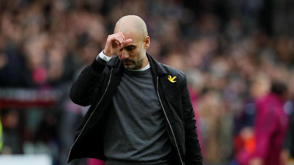 Kirim Pesan Politik lewat Pita Kuning, Guardiola Didakwa FA