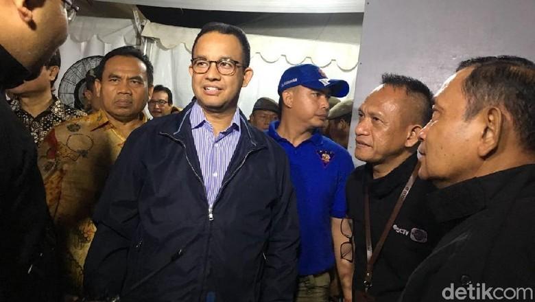 Anies Sebut Difteri di Jakbar Karena Tingginya Kasus di Banten