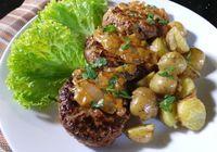 Menu Tahun Baru: Rayakan Pergantian Tahun dengan Steak dan Kentang Panggang Keju