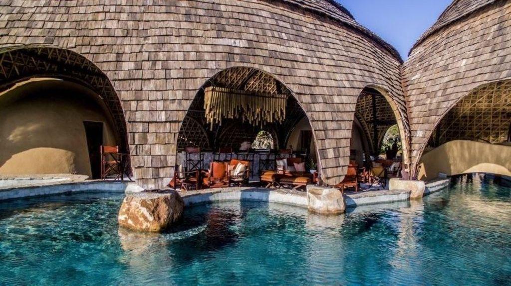 Foto: Resort Mewah yang Ngumpet di Balik Taman Nasional Sri Lanka