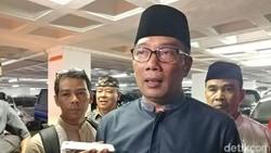 Pulang Umroh, Ridwan Kamil akan Ngabret di Pilgub Jabar
