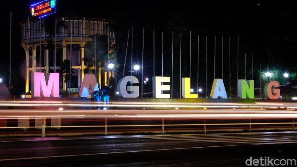Sore Ini, Alun-alun Kota Magelang Bebas dari Kendaraan Bermotor