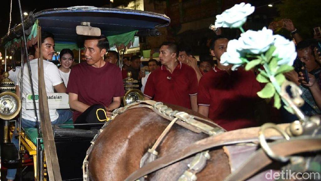 Jokowi: Malioboro Sangat Seru Untuk Dikunjungi