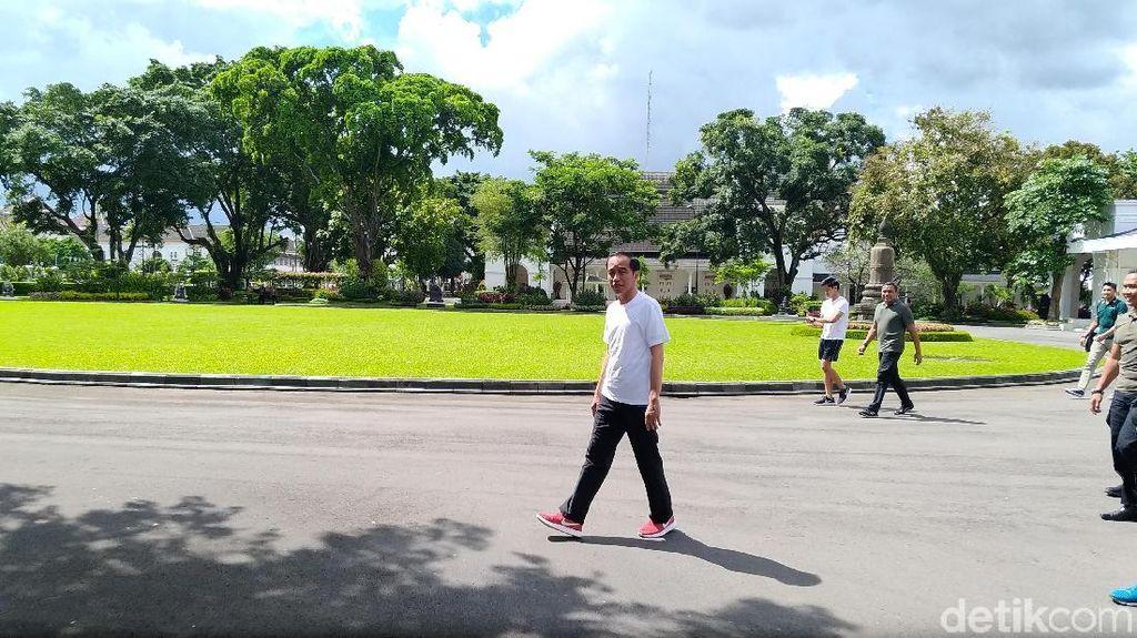 Jajaki Kerja Sama, Jokowi akan Roadshow ke India Hingga Sri Lanka