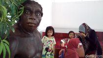 Libur Tahun Baru, Museum Purbakala Patiayam Kudus Dipadati Wisatawan