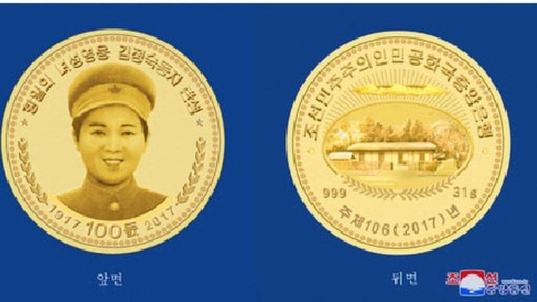Korea Utara Rayakan Ulang Tahun ke-100 Nenek Kim Jong-Un