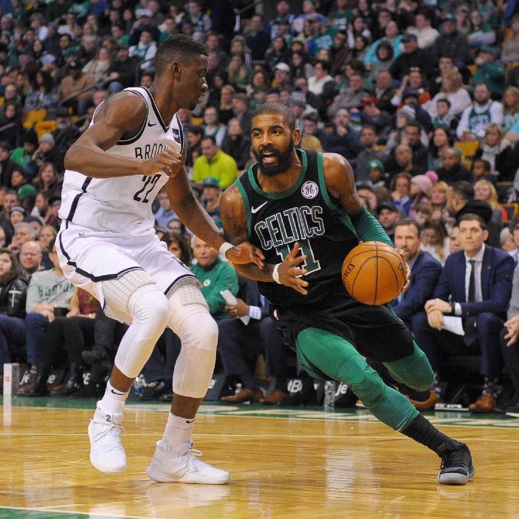 Celtics Lanjutkan Rentetan Kemenangan