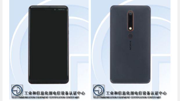Ini Spesifikasi Nokia 6 Edisi 2018