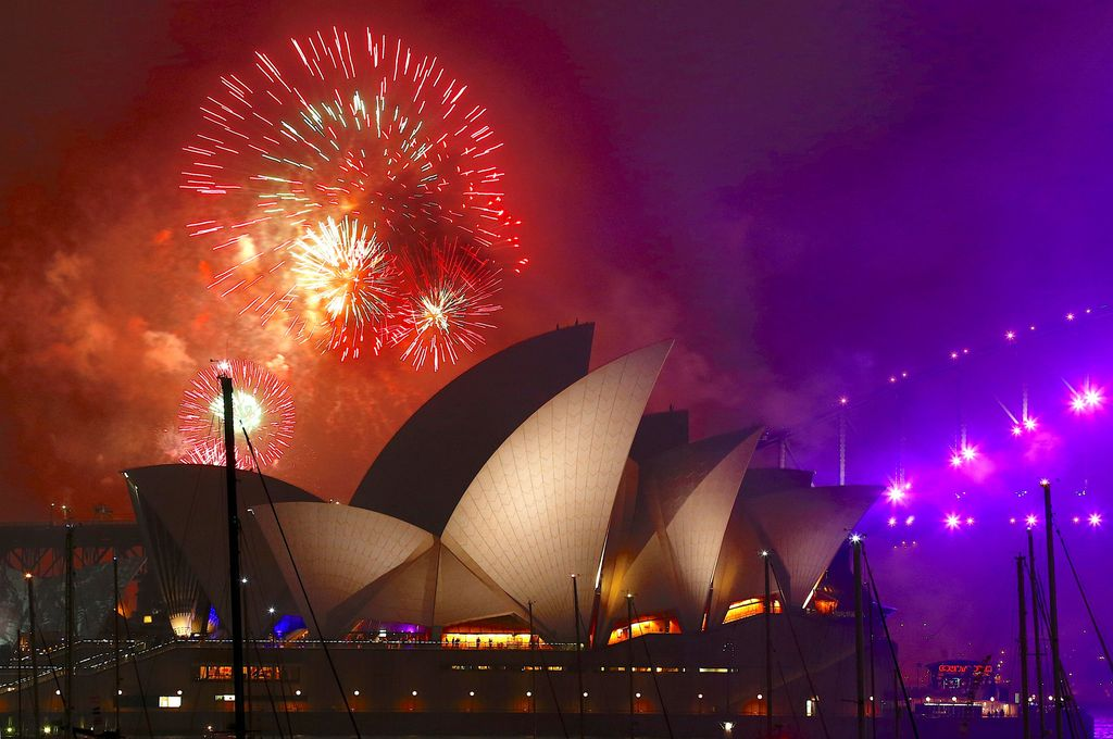 Gedung Opera Sydney, Australia. Foto: Reuters