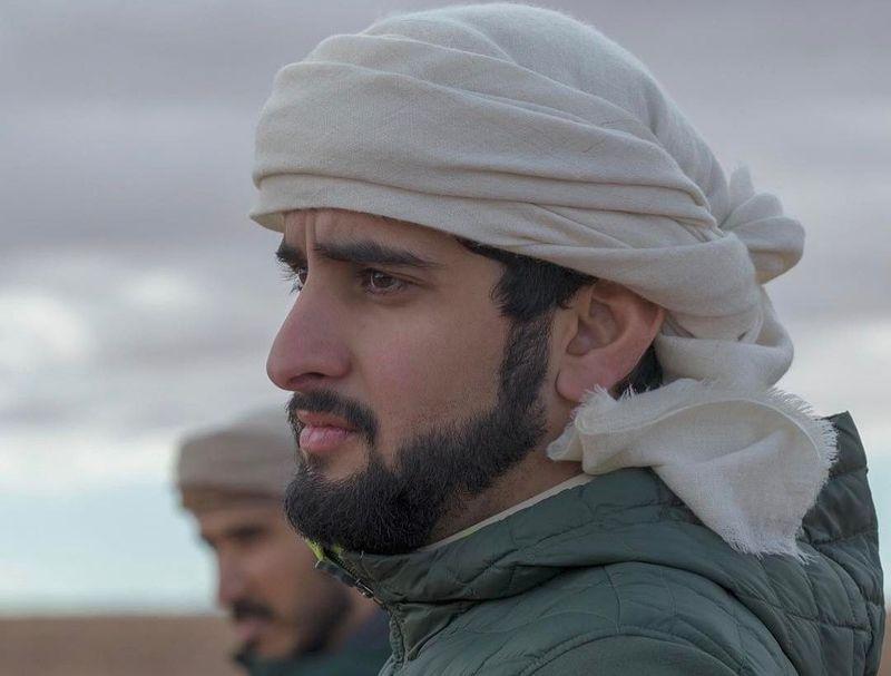 Hamdan bin Mohammed Al Maktoum atau Fazza panggilan akrabnya merupakan Pangeran Dubai. Masih muda umurnya 35 tahun, tapi dirinya sudah traveling keliling negara (Instagram/faz3)