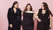 Momen Inspirasional saat Brand Fashion Pilih Wanita Gemuk Sebagai Model