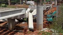 Polisi: Girder Tol Depok-Antasari Roboh Murni Human Error