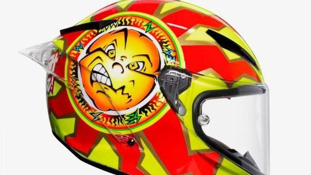 Ganteng Nih, Helm Rossi Edisi 20 Tahun