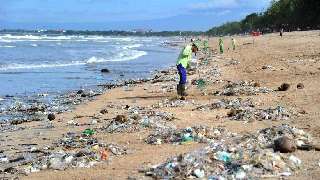 Fenomena Sampah di Bali