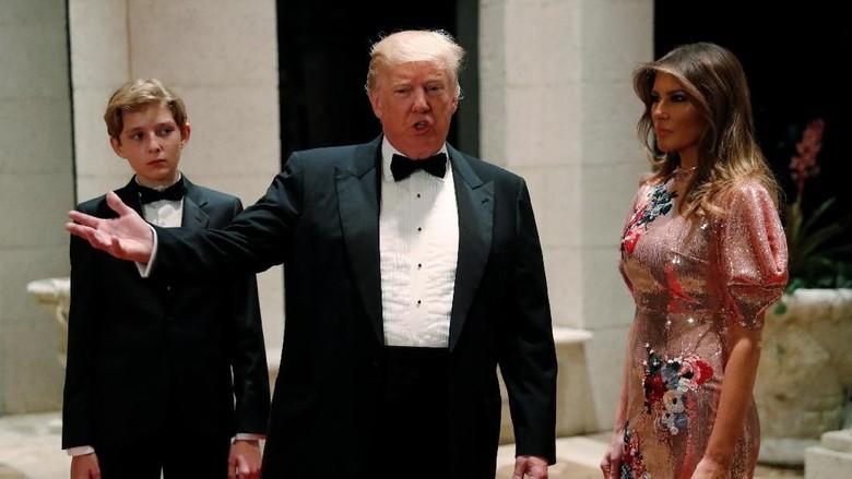 Ditanya Klaim Kim Jong-Un Soal Tombol Nuklir, Ini Kata Trump