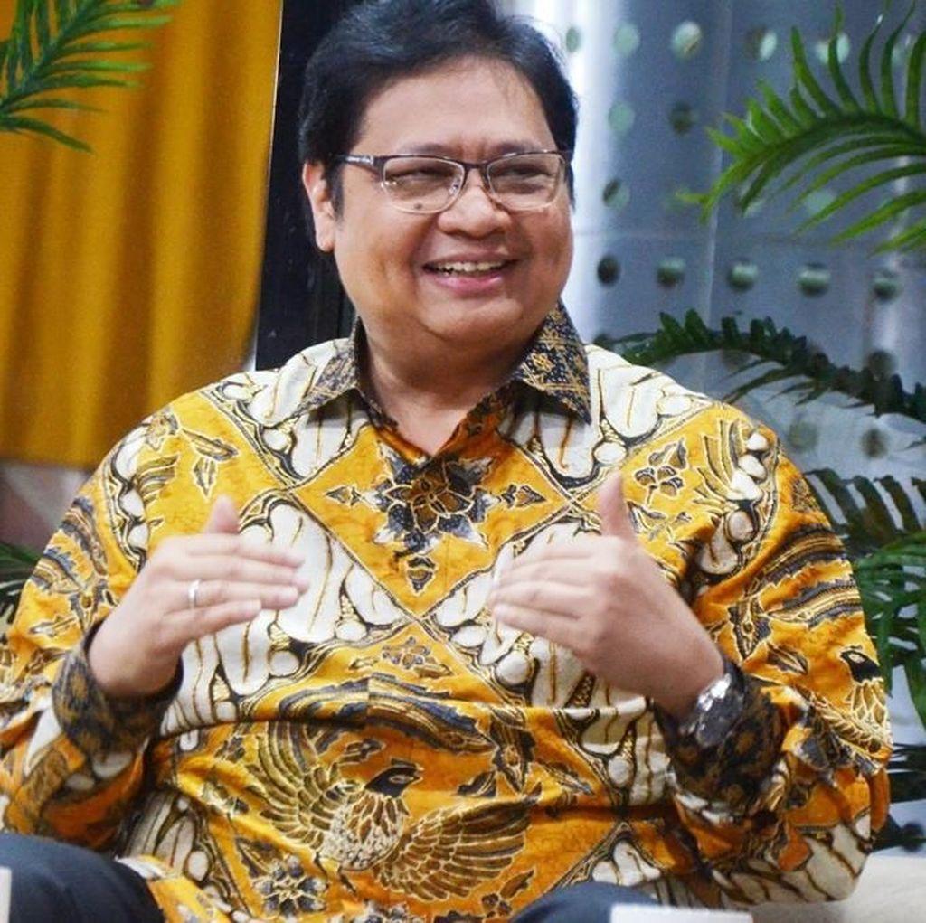 Setelah Ketua DPR, Siapa Sekjen Golkar Pilihan Airlangga?