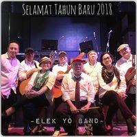 Aksi menteri Kabinet Kerja Jokowi di Elek Yo Band /