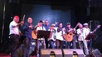 Lagu Bento yang Dimainkan Elek Yo Band Permintaan Khusus Jokowi