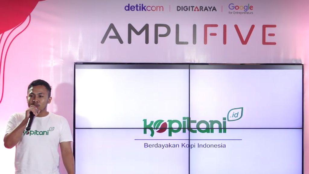 Cara Startup Asal Makassar Berdayakan Petani Kopi