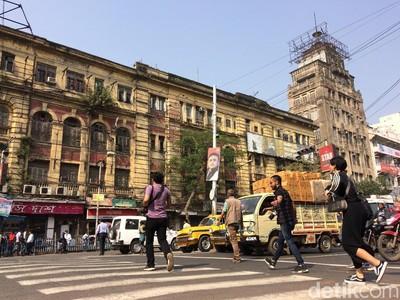 Video Menjelajah Kolkata, Kamu Kapan ke Sana?