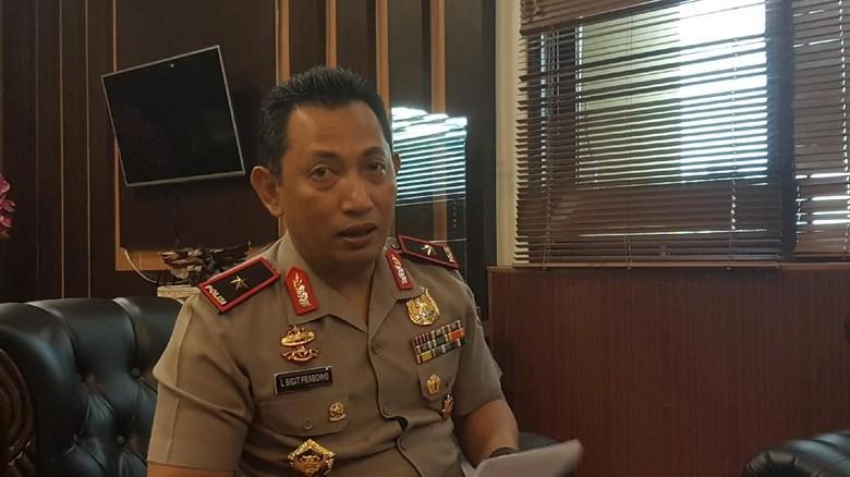 Tak Ada Sweeping Natal di Mal, Kapolda Banten: Semua Berjalan Aman