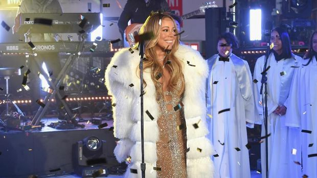 Mariah Carey si Kupu-kupu Pemilik Suara Emas