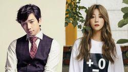 G.O MBLAQ dan Choi Ye Seul Pacaran?