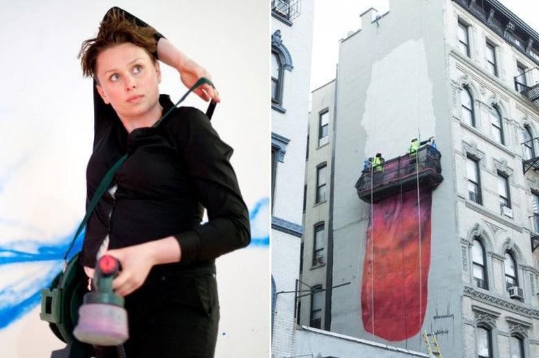 Jadi Kontroversi, Mural Bergambar Kelamin Pria di Manhattan Kini Disensor