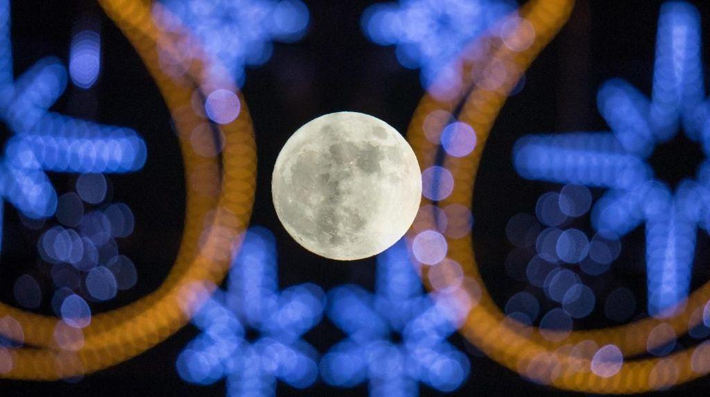 Super Blue Blood Moon, Senjata Lawan Teori Bumi Datar