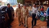 Girder Tol Depok-Antasari Roboh, Pemkot Jaksel Minta Pengelola Hati-hati