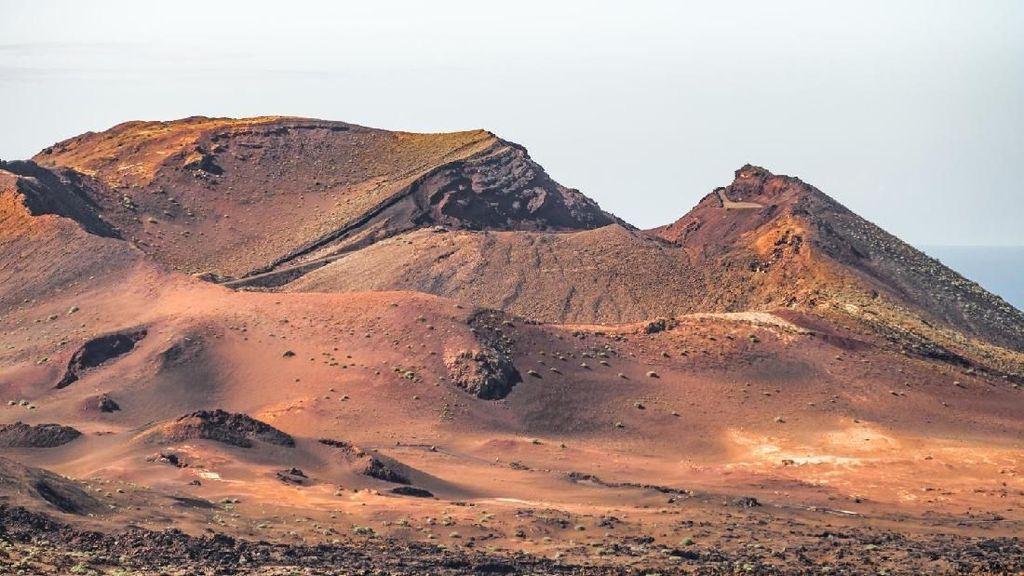 Foto: Bukan di Planet Mars, Ini Masih di Bumi