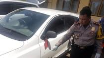 Berusaha Kabur, Penadah Mobil Taksi Online yang Dirampok Ditembak