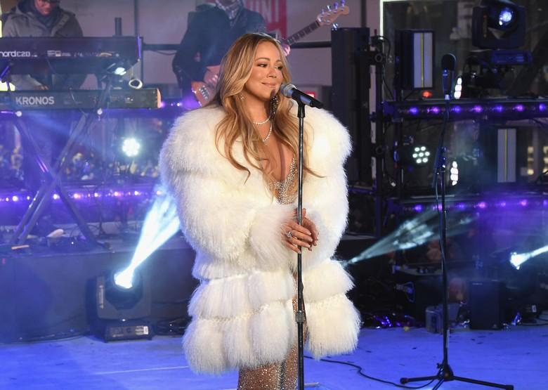 Akan Konser di Indonesia, Mariah Carey Janji Tak Pakai Baju Seksi