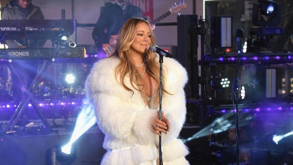Mariah Carey Dituntut Rp 39 M karena Batal Konser