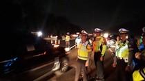 Kakorlantas: Kendaraan ke Jakarta Tersendat di Tol Cikampek-Dawuan