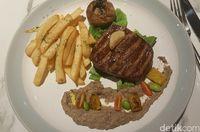 Porto Bistreau : Gurihnya <i/>Truffle Steak</i> Ala Gourmet dengan Harga Ramah