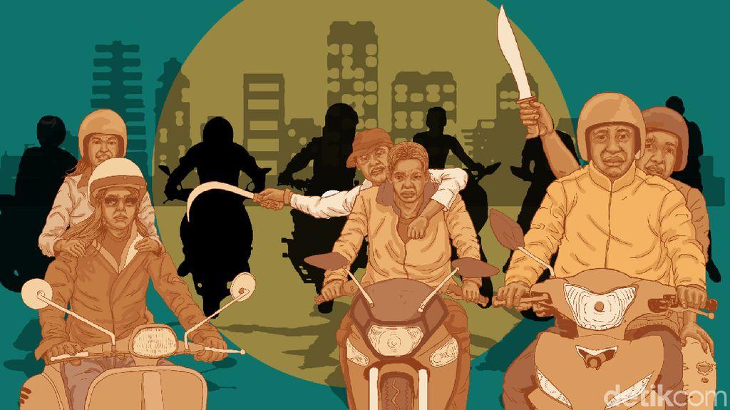 Hidup untuk Tawuran Para Berandal Depok