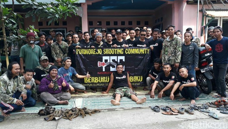 Foto: Purworejo Shooting Community (PSC) (Rinto Heksantoro/detikTravel)