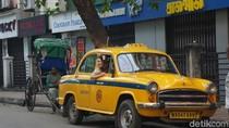 Kenapa Hampir Semua Mobil di Kolkata Lecet-lecet?