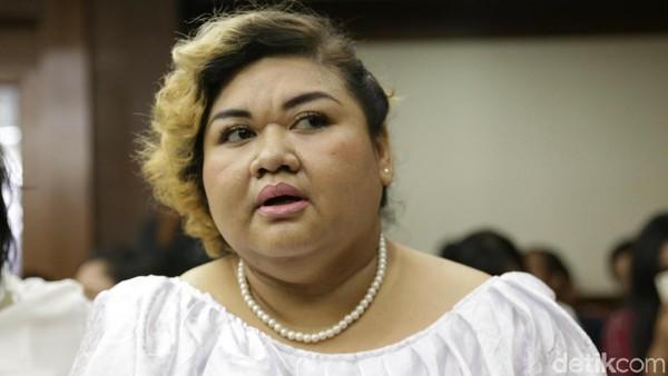 Sejak di Penjara, Berat Badan Pretty Asmara Turun 21 Kilo