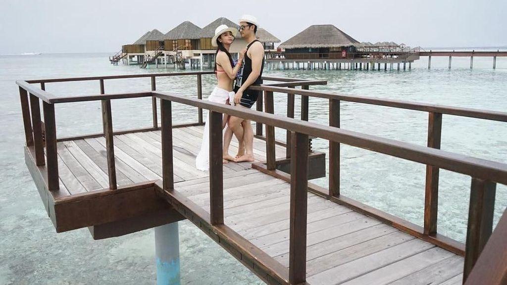 Ini Resort yang Diinapi Dewi Persik di Maldives