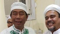 Di Sela Ibadah Umrah, Lulung Temui Habib Rizieq di Mekah
