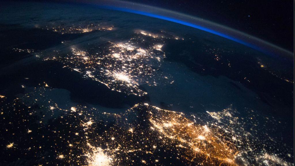 Keren! Foto Terbaik NASA dari Luar Angkasa Sepanjang 2017