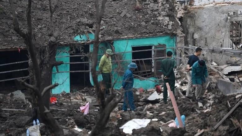 Tragis! 2 Anak Tewas Akibat Ledakan di Vietnam