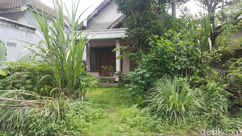 Begini Kondisi Rumah Ibu Sekap Tiga Anaknya di Malang