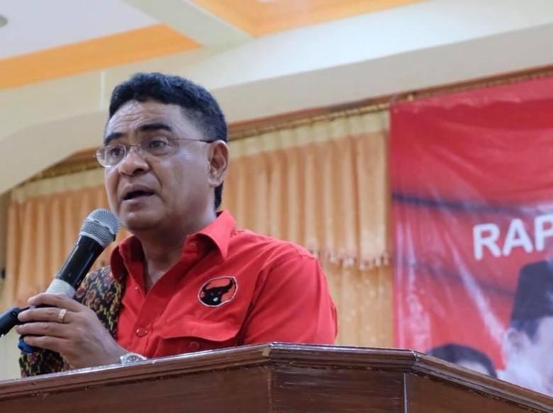 PDIP Nilai Pidato Prabowo RI Bubar 2030 Imajinasi Destruktif