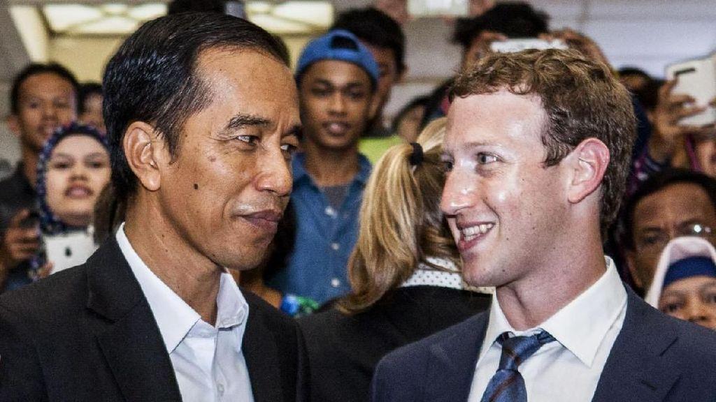 Mark Zuckerberg: Berita Lokal, Prioritas Mejeng di Facebook