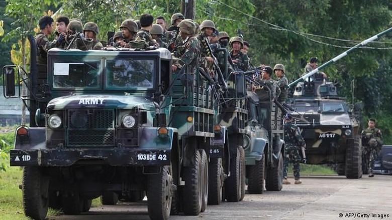 Filipina Kembali Perangi Pemberontak Komunis