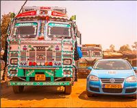 Melihat Perjalanan Bule Nekat dari Belanda-Australia Naik Mobil Listrik