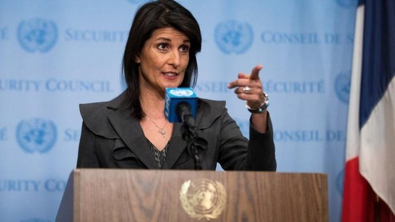 AS Umumkan Menahan Bantuan Keuangan untuk Pakistan